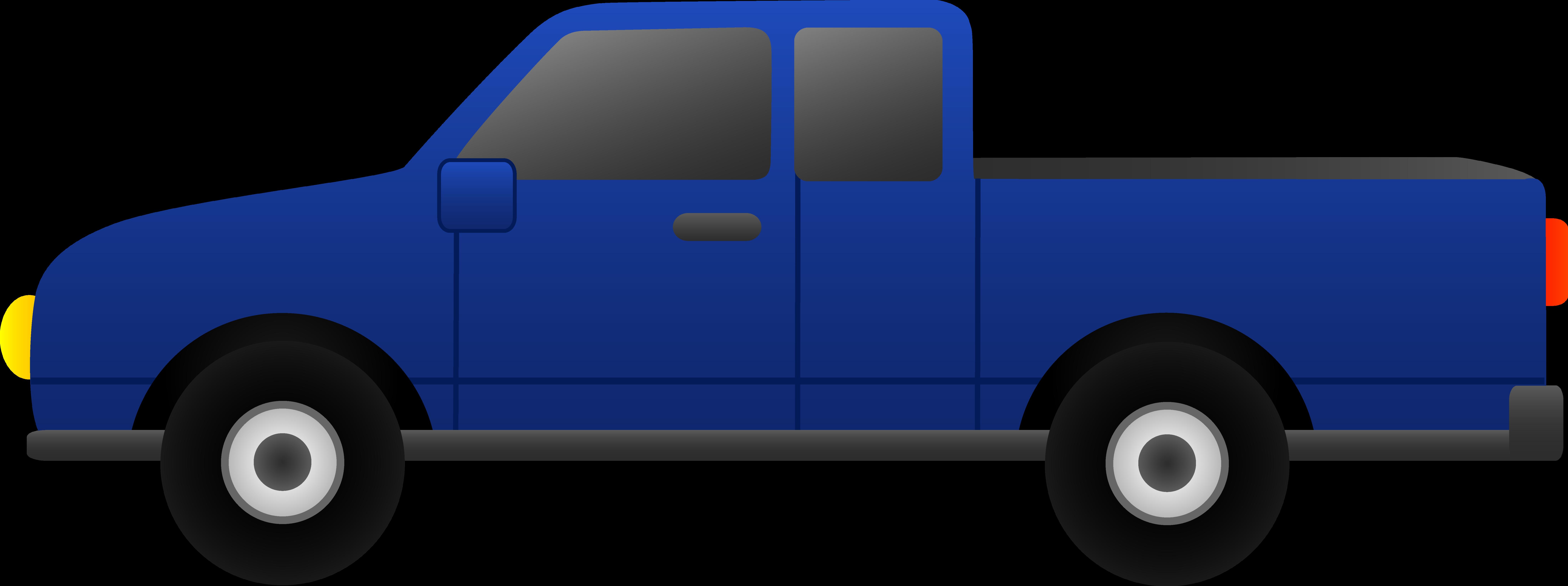 Pick Up Truck Clip Art - ClipArt Best
