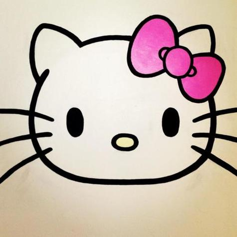 foto hello kitty l love you clipart best