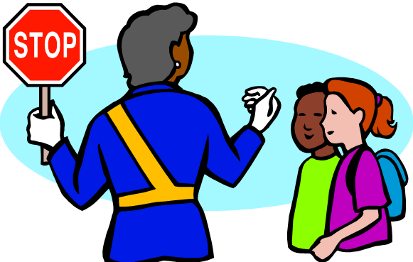 crossing guard pictures clipart best