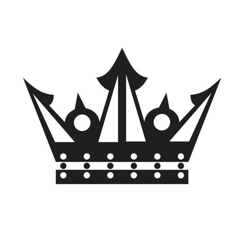 Stencil King Crown: Stencil Crown
