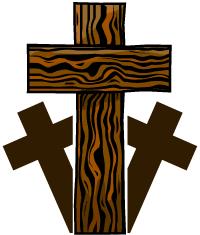 Wooden Cross Clip Art - ClipArt Best