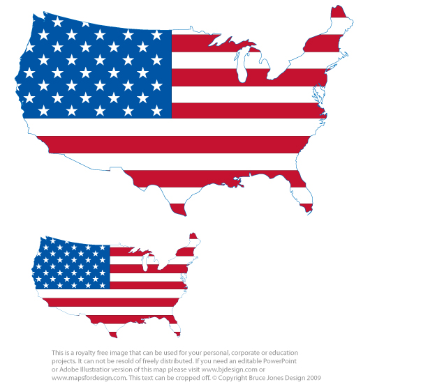 Outline Map Of Usa ClipArt Best