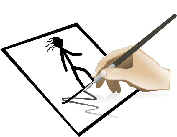 Draw clip art clipart best Free sketching online