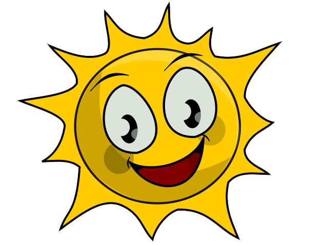 Sunny Day Cartoon - ClipArt Best