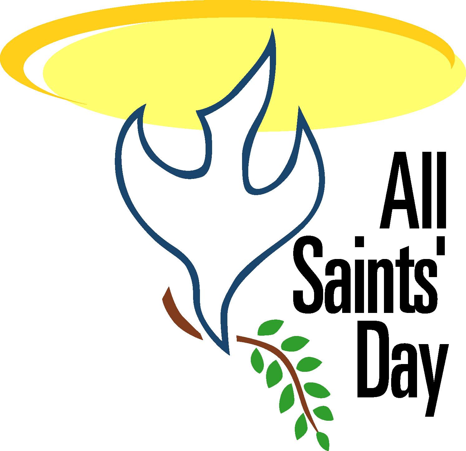 All Saints Day Clipart - ClipArt Best