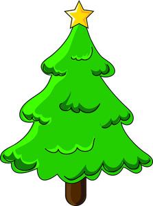 Christmas Tree Image Clipart Lava