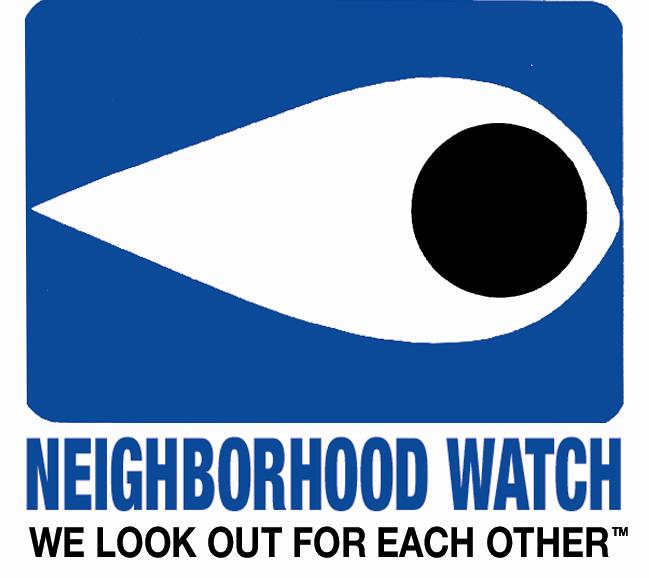 clip art neighborhood watch - photo #4