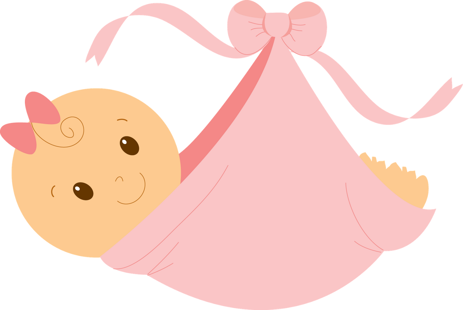 Baby Girl Shower Pictures Clip Art Clipart Best