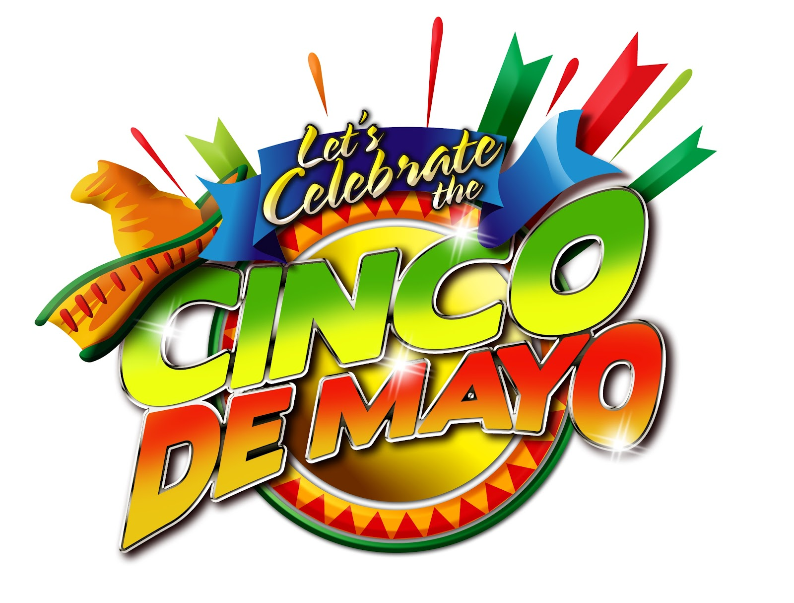 Free Clip Art for Cinco De Mayo