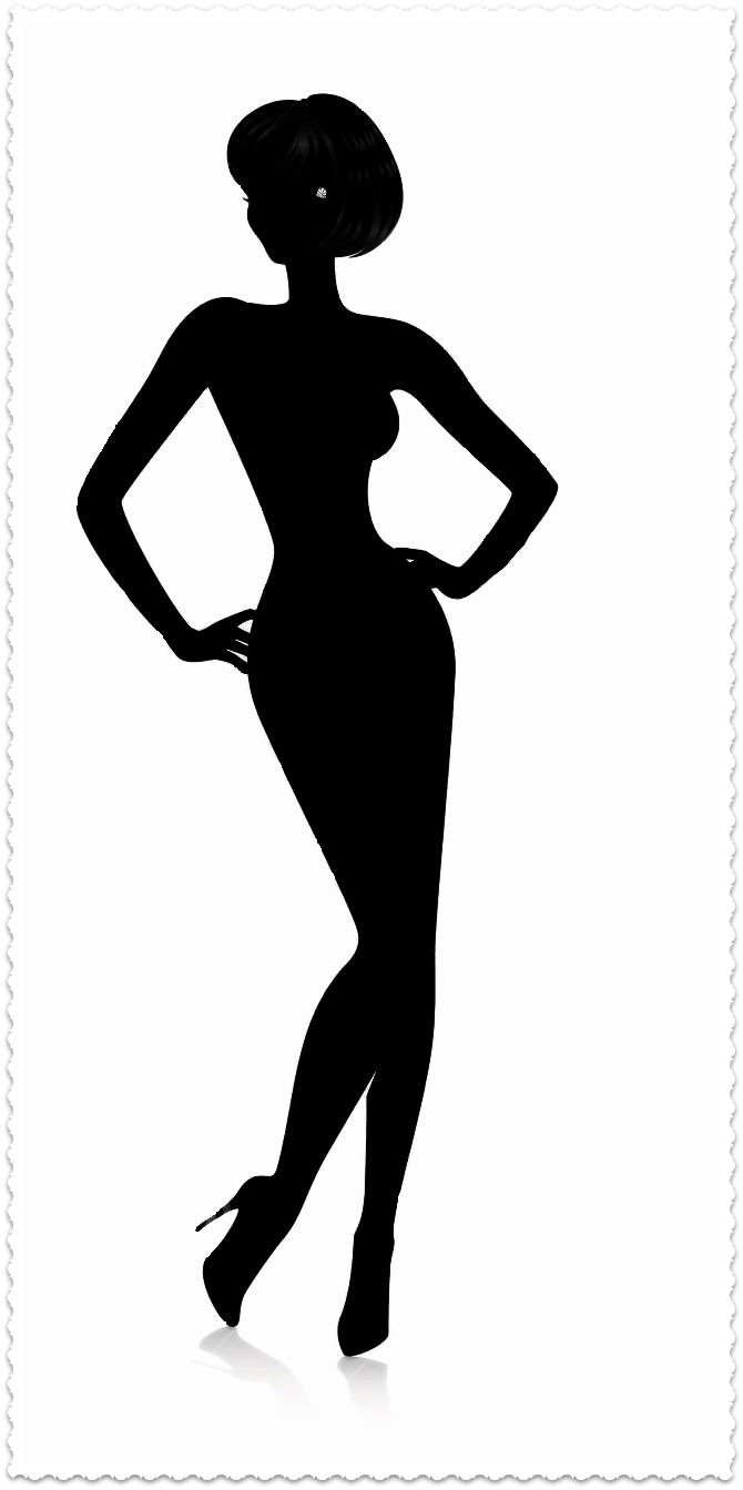 Women Silhouettes - ClipArt Best