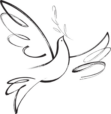 Peace Dove To Draw - ClipArt Best