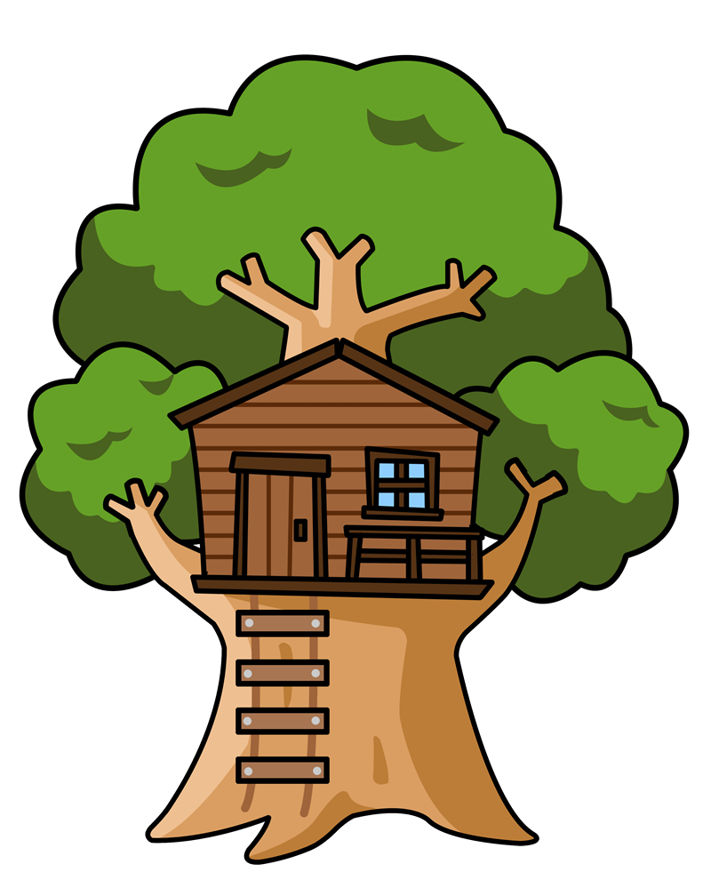 Cartoon Tree Images Clipart Best