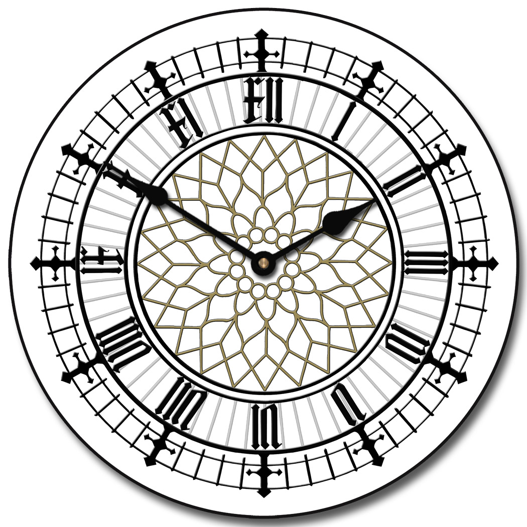 Big Ben London Clock Clipart Best
