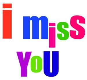 Miss You Clip Art - ClipArt Best