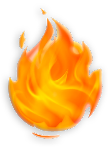 Fire Icon Png - ClipArt Best