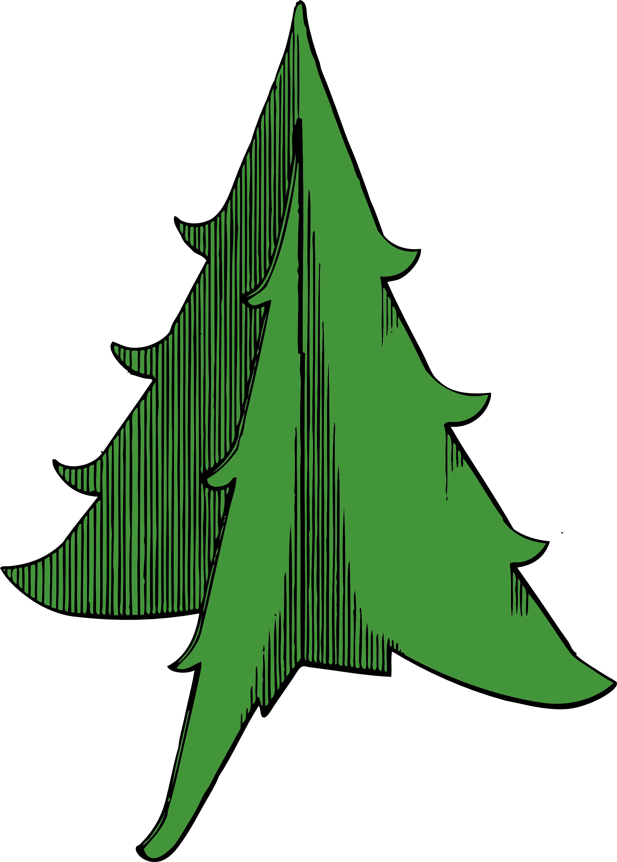 Christmas Tree Clip Art Images Free