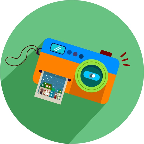 Camera Vector Icon Clipart Best