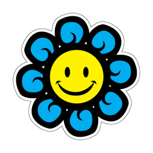 Emoticon Giving A Red Rose Free Cliparts Vectors And