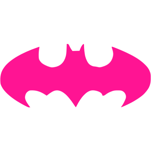 static pink batman - photo #35
