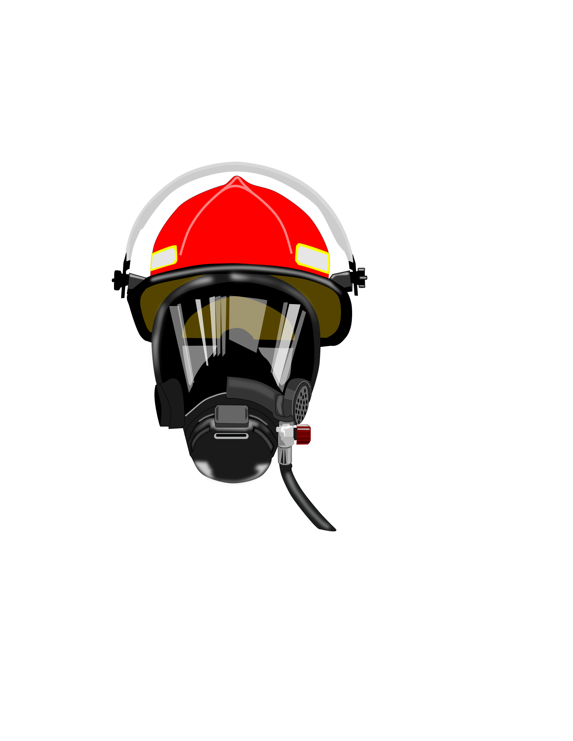 Fireman Helmet Clip Art - ClipArt Best