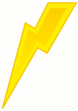 Lightning Bolt Symbol - ClipArt Best