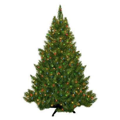 4 Pre Lit Christmas Tree