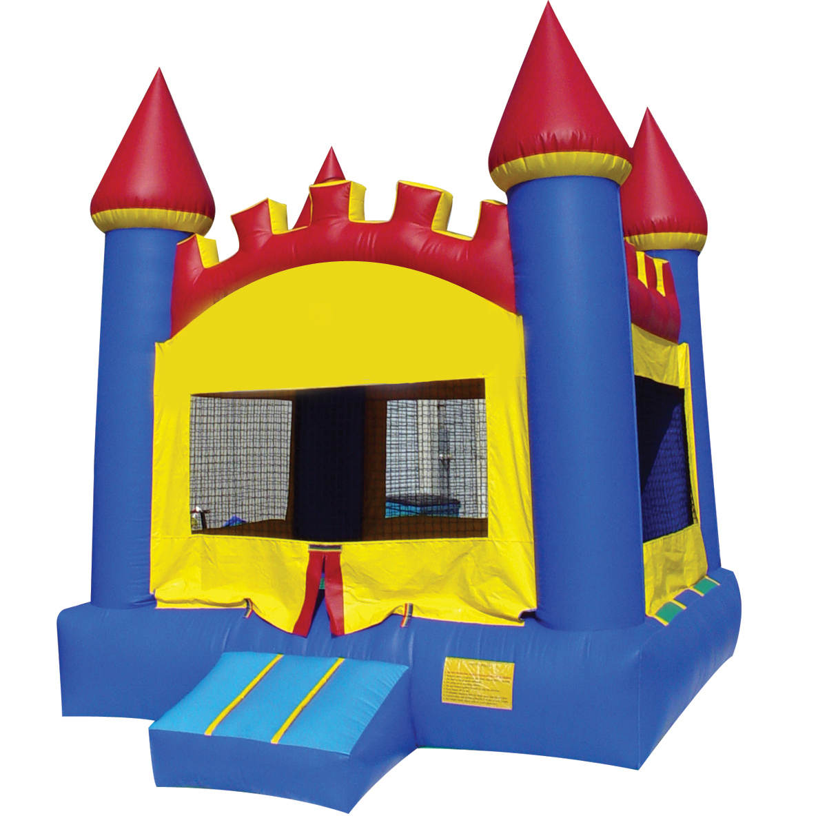 free bounce house clipart - photo #43