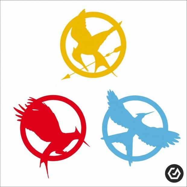 Hunger Games Catching Fire Logo Clipart