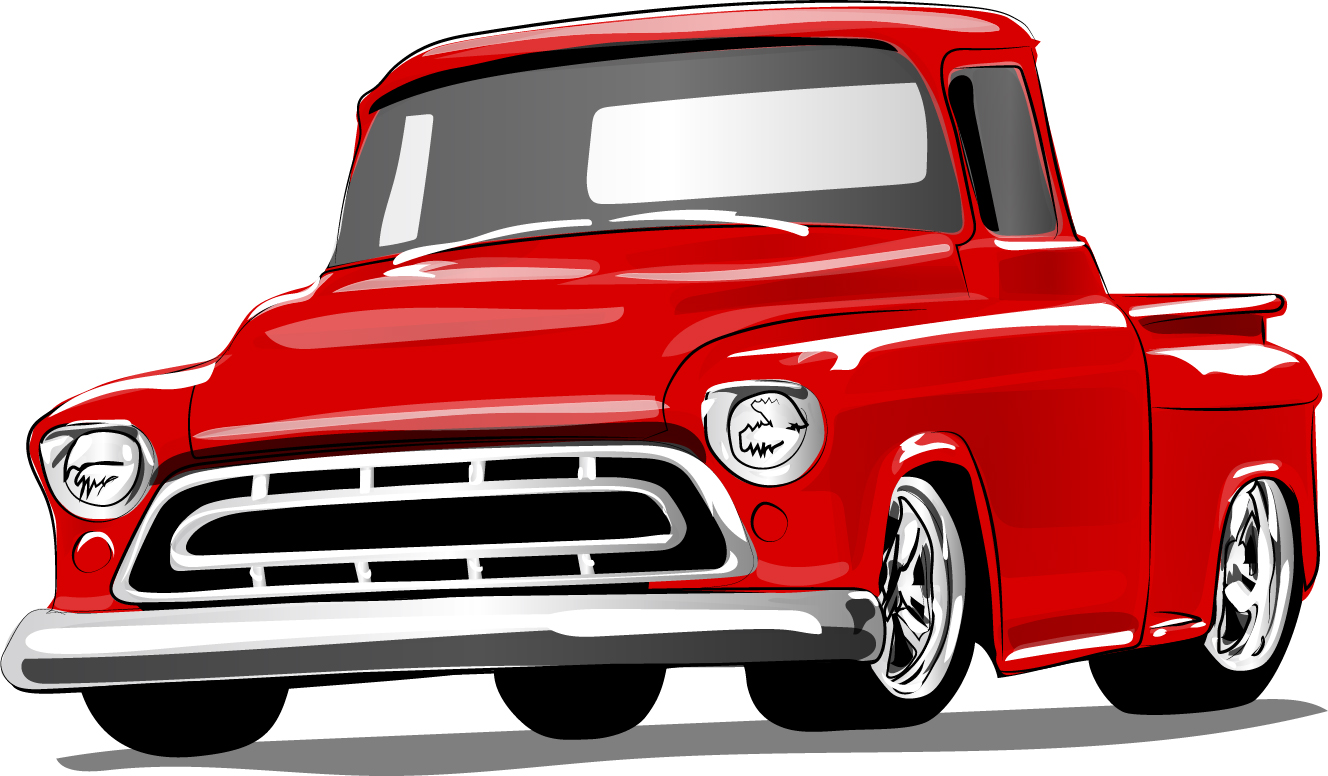 Free Vector Classic Cars - ClipArt Best