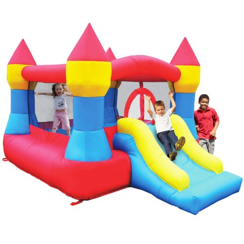 free bounce house clipart - photo #14