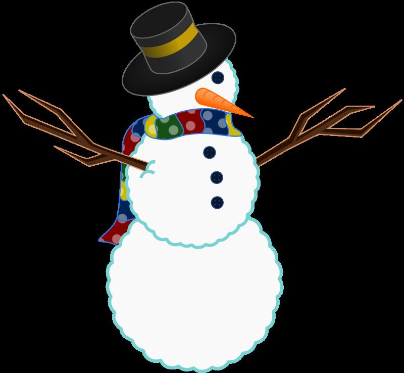 ... to Use & Public Domain Snowman Clip Art - ClipArt Best - ClipArt Best