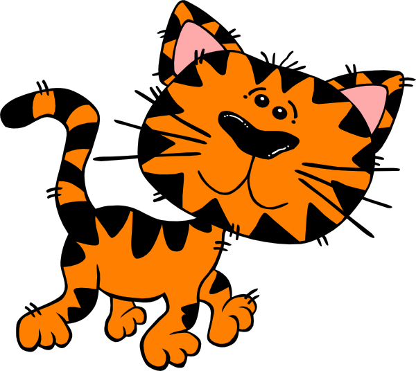 tiger face clip art royalty free tiger illustration - cute cartoon tiger cub  PNG image with transparent background | TOPpng