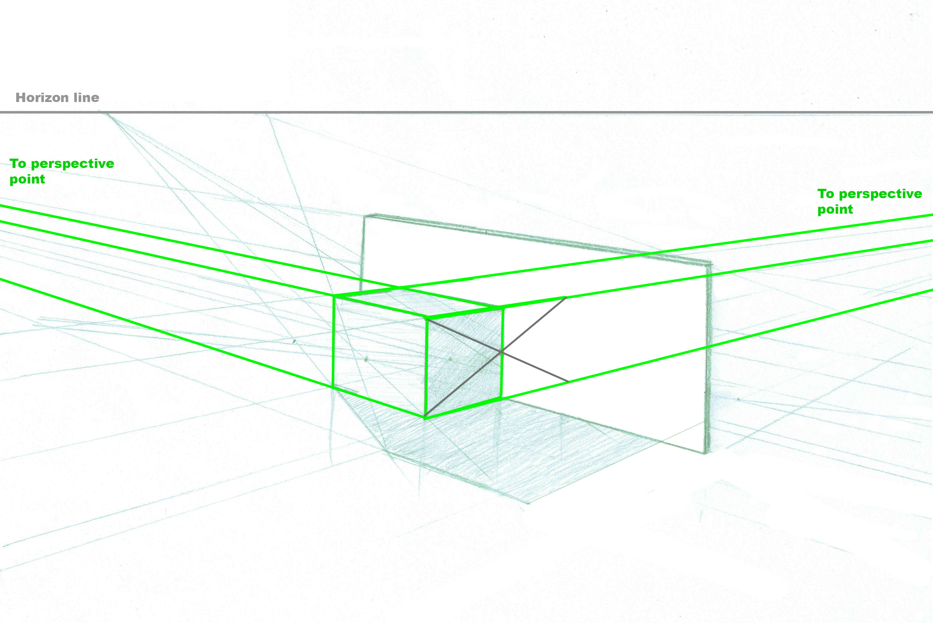 Drawing Lines Of Reflection : Line drawings reflection clipart best