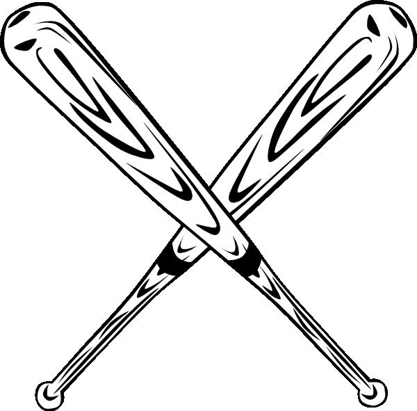 Free Baseball Bat Vector - ClipArt Best