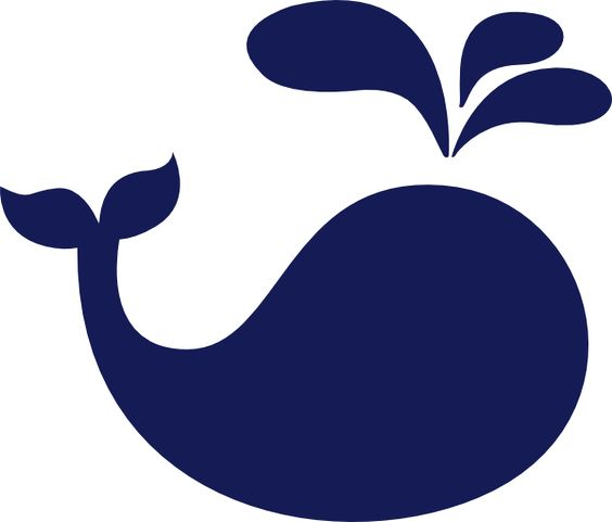 Whale Silhouette Clipart Best