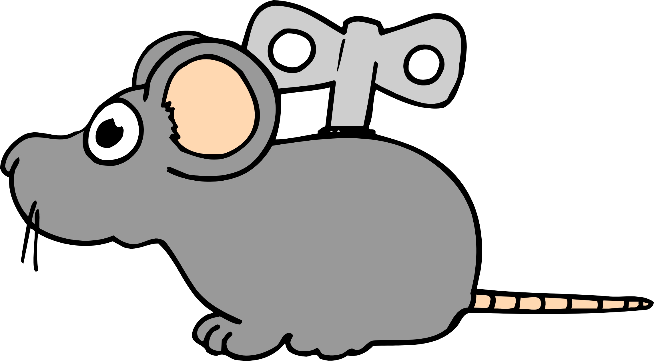 Cartoon Mouse Pic - ClipArt Best