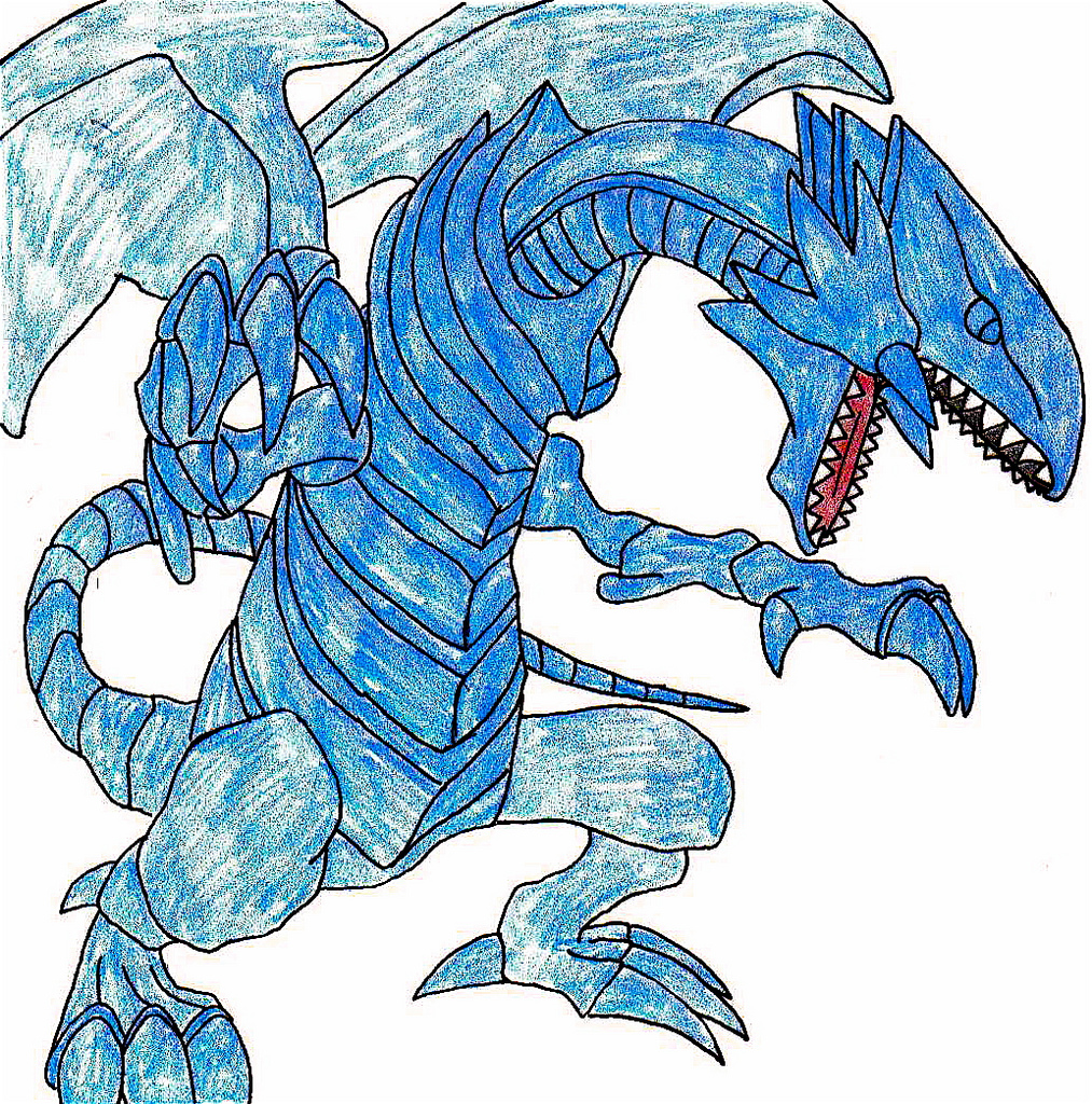 blue eye white dragon free cliparts that you can download to you ...