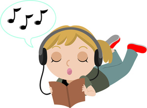 A Kid Is Listening Music - ClipArt Best