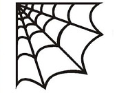 Spiderweb Corner - ClipArt Best