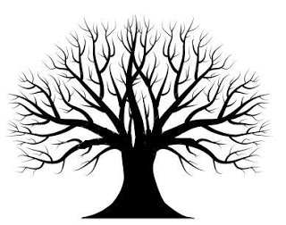 Simple Tree Silhouette - ClipArt Best