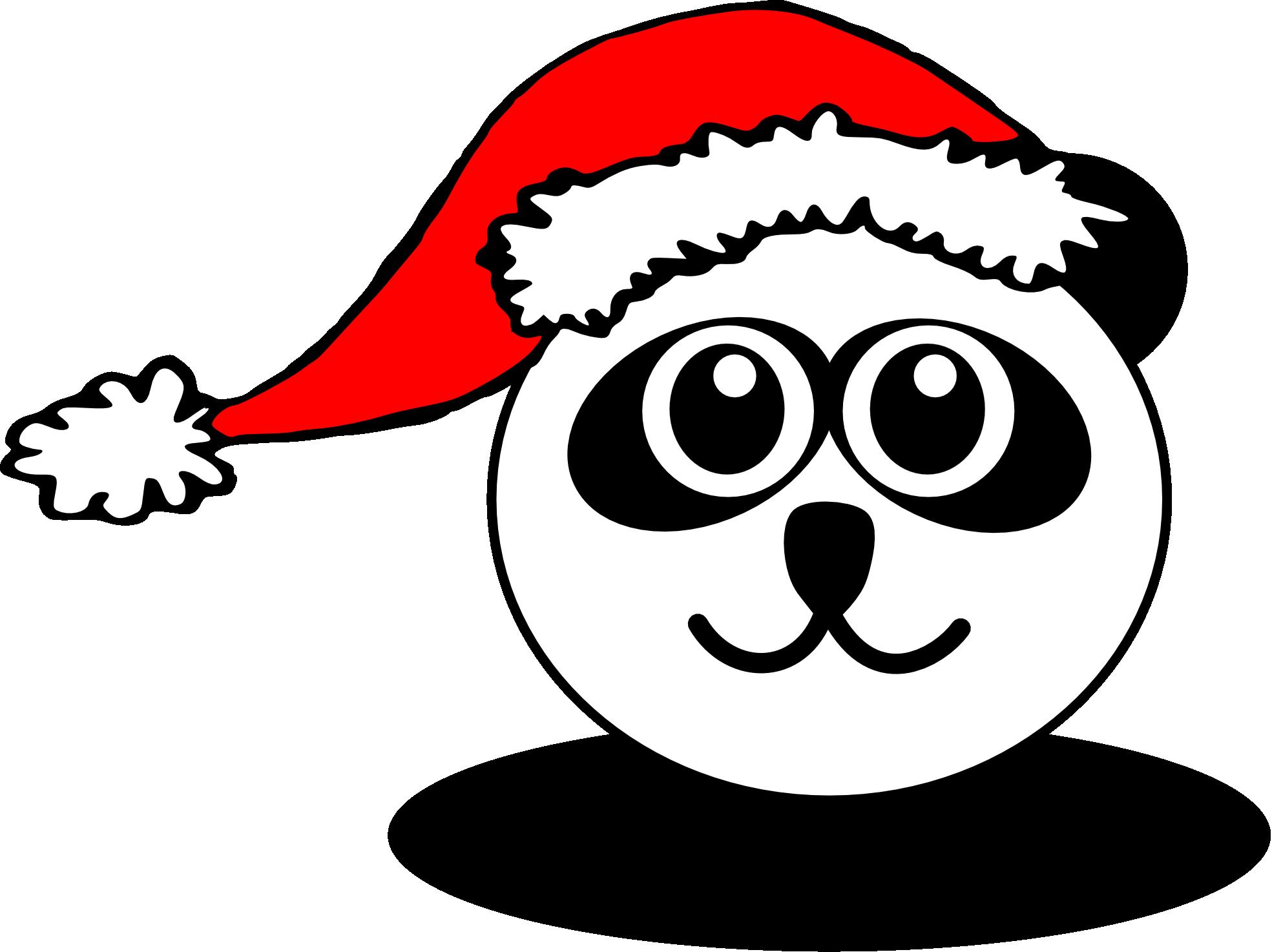 Free Vector Santa Clipart