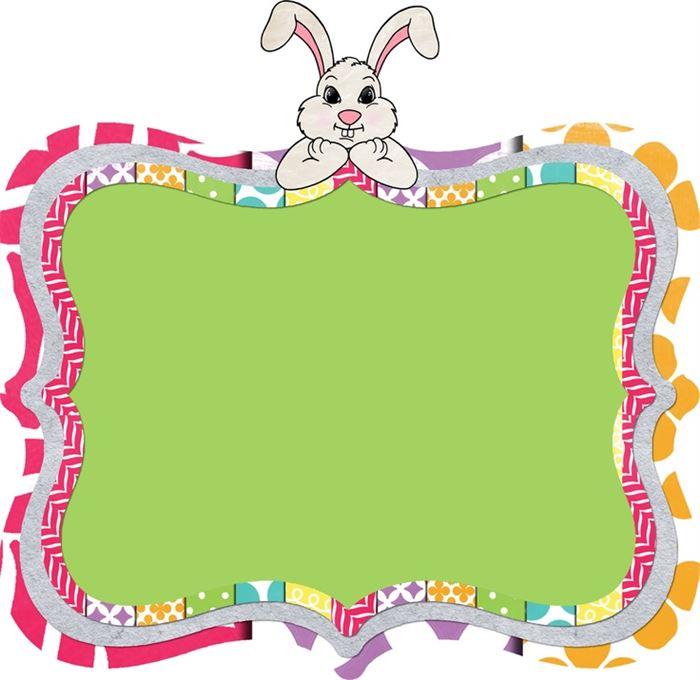 Easter Clip Art Border - ClipArt Best