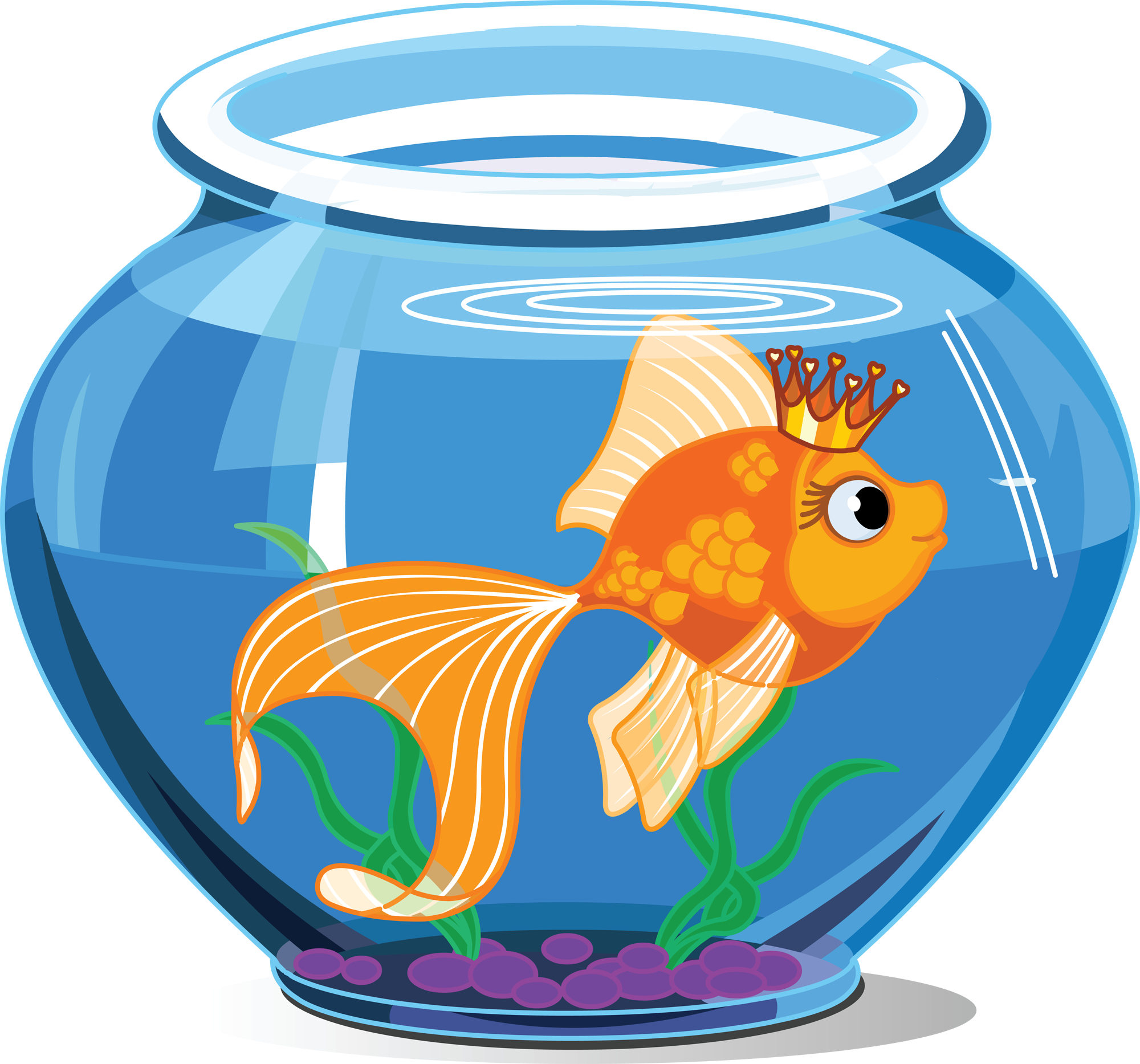 Fish Cartoon Drawings - ClipArt Best