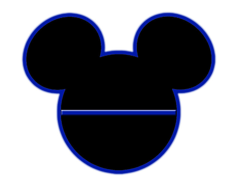 clipart mickey mouse ears - photo #29