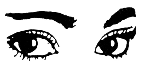 Clip Art Eyes Looking - ClipArt Best
