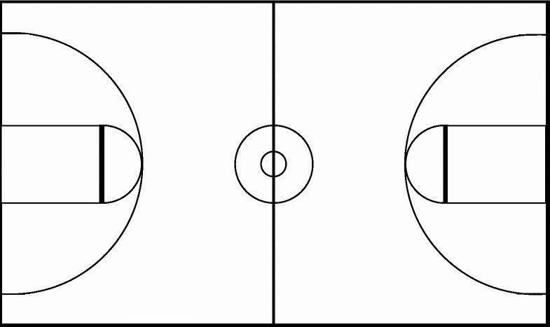 Blank Printable Soccer Field Welcome 785x467px Football Picture