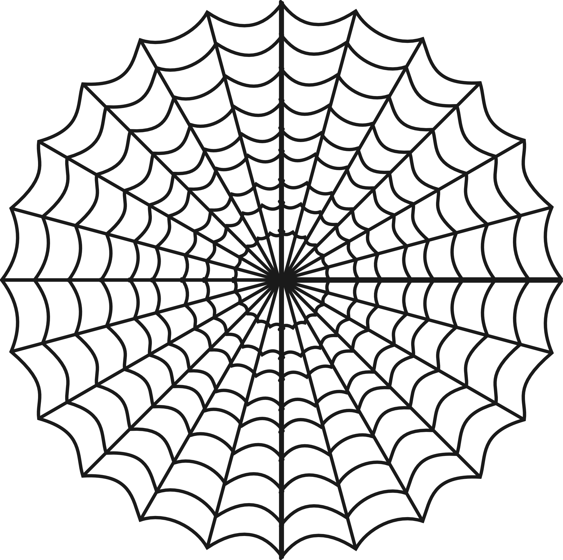 Spider Web Images Clipart - ClipArt Best