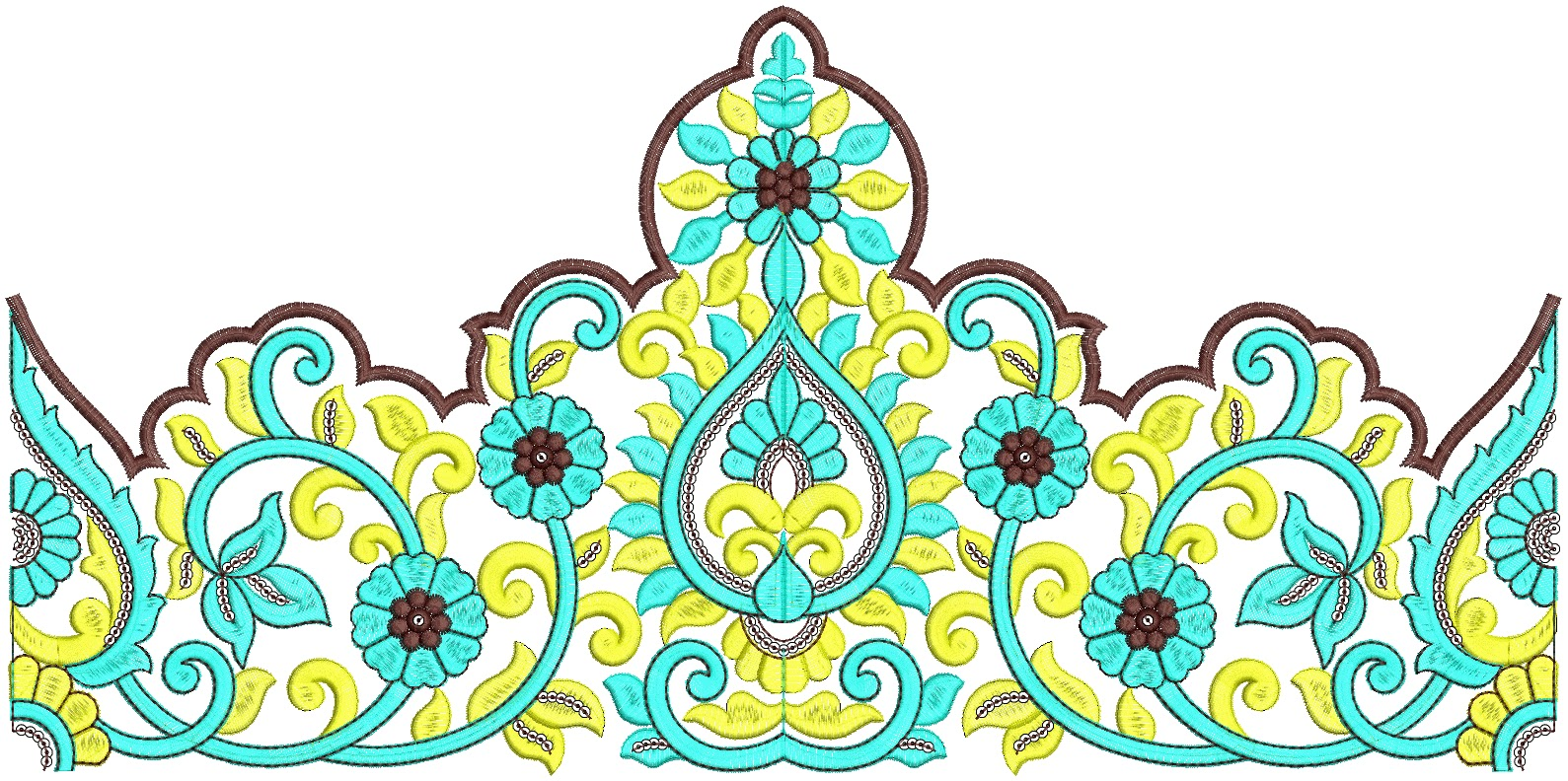 Border Design Patterns - ClipArt Best
