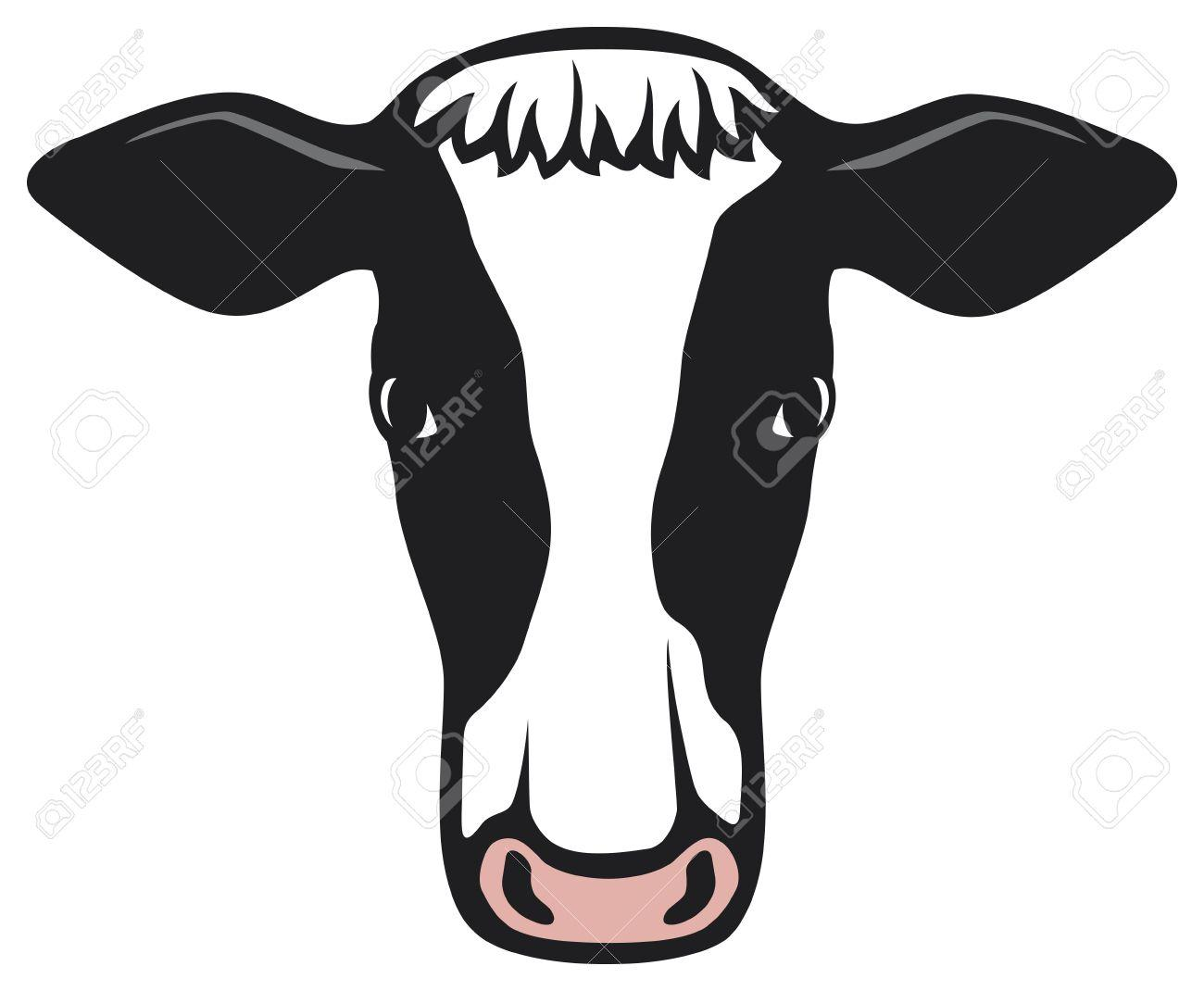 Cartoon Cow Faces - ClipArt Best