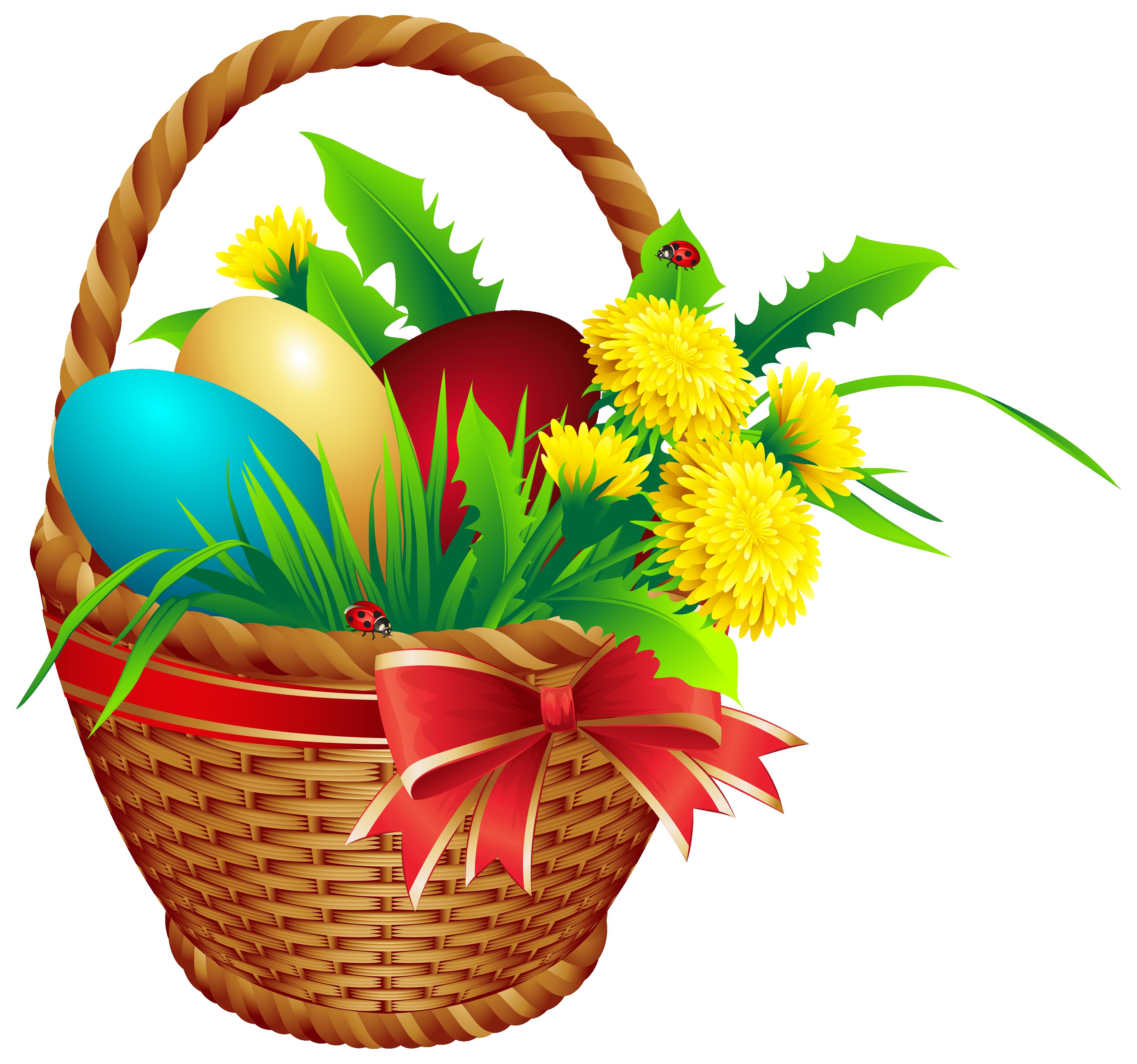 Art Basket Images : Easter basket png clip art image clipart best